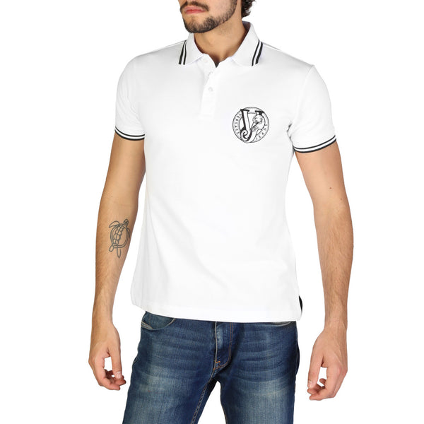 Polo three colors Versace Jeans - B3GRA7P136571