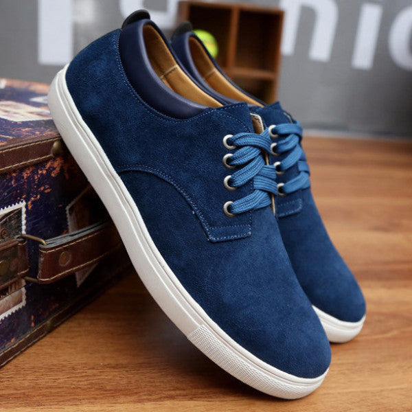 Suede Walking Shoes 5 colors