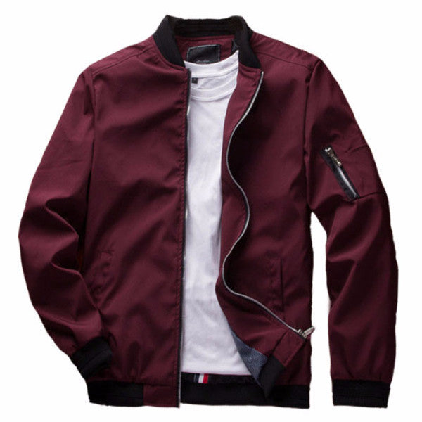 Street Style Bomber 3 colors