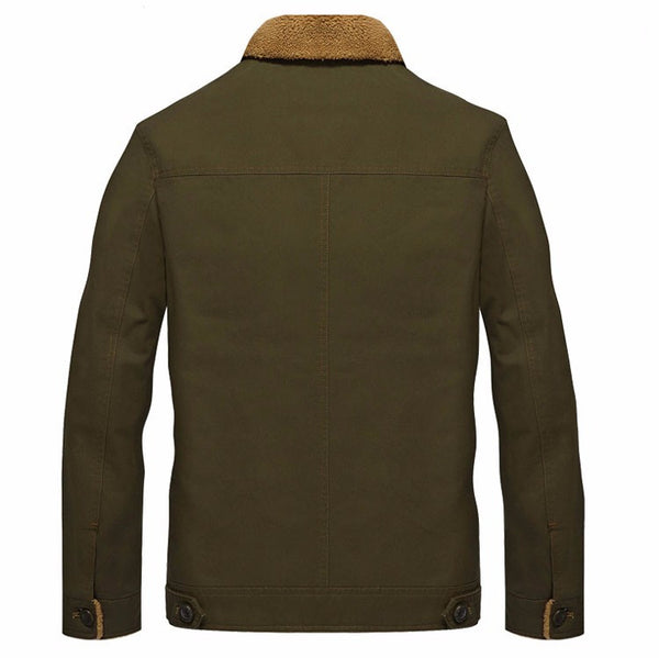 Warm Army Jacket 3 colors