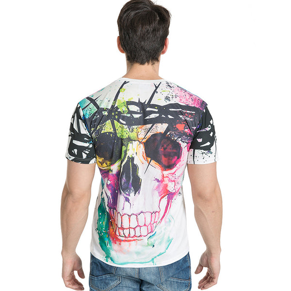 Scull Graphic T-Shirt