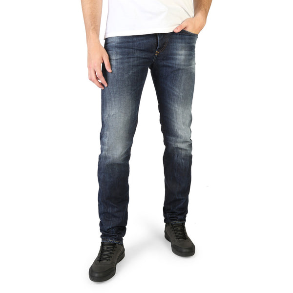 Dark Faded Diesel Jeans - BUSTER