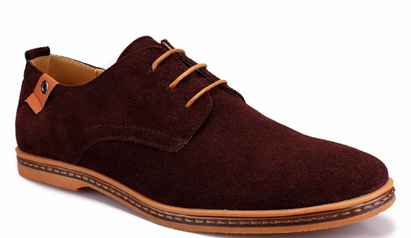 Brown Male Casual Shoes
