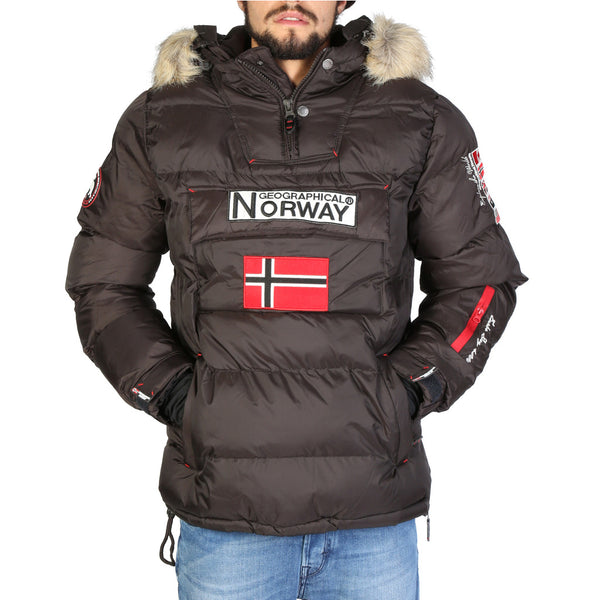 Geographical Norway Jacket- Brice two colors