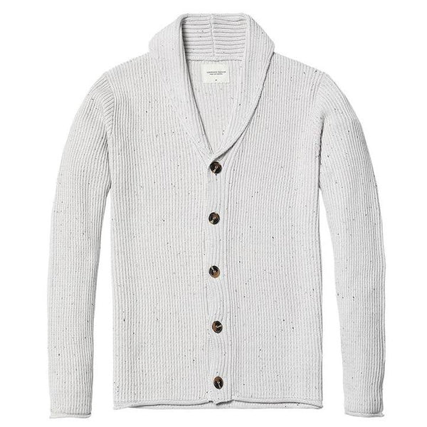 Vintage Style Knitted Cardigan