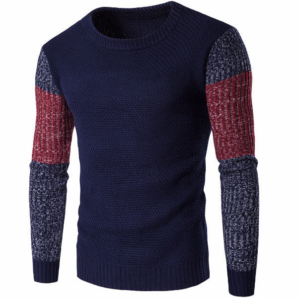 Elegant  Retro Knitted  Pullover 3 colors