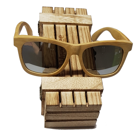 Winter Bamboo Sunglasses - WoodZee ZA - Bamboo Sunglasses
