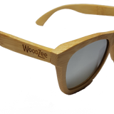 Winter Bamboo Sunglasses
