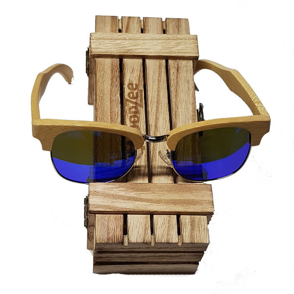 Bamboo/Metal Sunglasses - WoodZee ZA - Bamboo Sunglasses