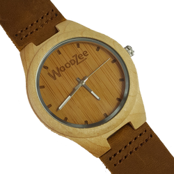 maple wood - woodzee za - wooden watch
