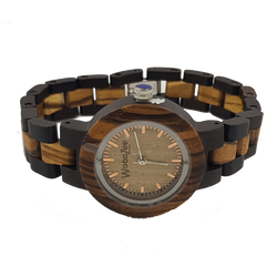 Ebony Queen - WoodZee ZA - Ebony Watch