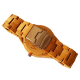 Bamboo King - Wooden Bamboo Watch - WoodZee ZA - Bamboo Watch