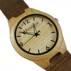 The Pretty One - WoodZee ZA - wooden watch - maple wood