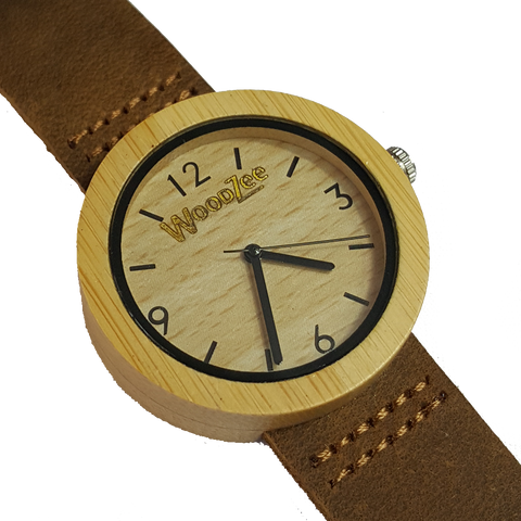 Bamboo Girl - Wooden Bamboo Watch For Ladies - WoodZee ZA - Bamboo Watch