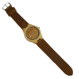 Fancy This - Wooden Bamboo Watch With Leather Strap - WoodZee ZA - Maple Watch