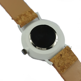 Stripes - Wooden Watch With Cork Strap - WoodZee ZA - Wooden Watch