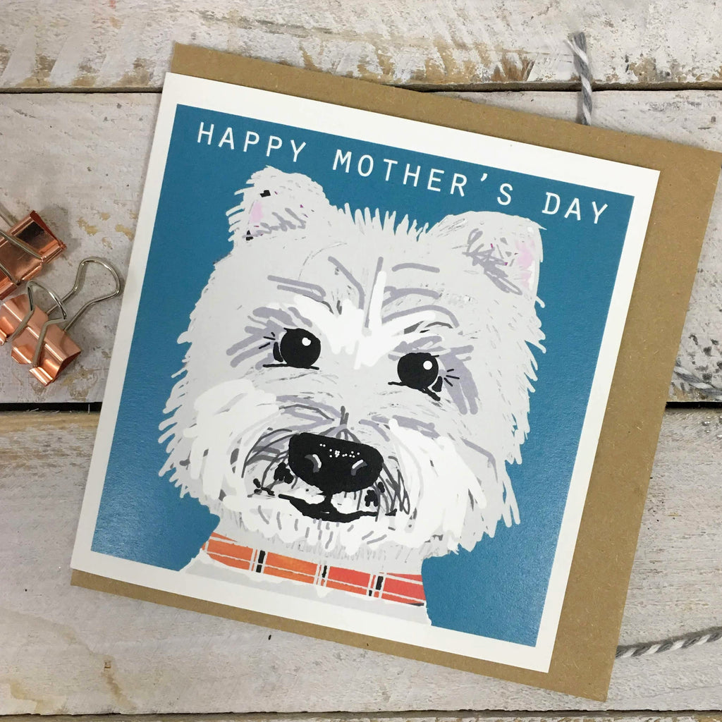 Happy Mother's Day Scotty card