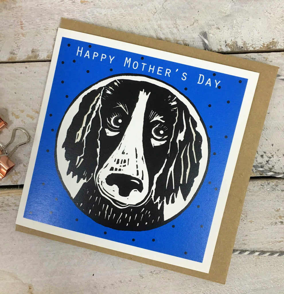 Happy Mother's Day Springer Card