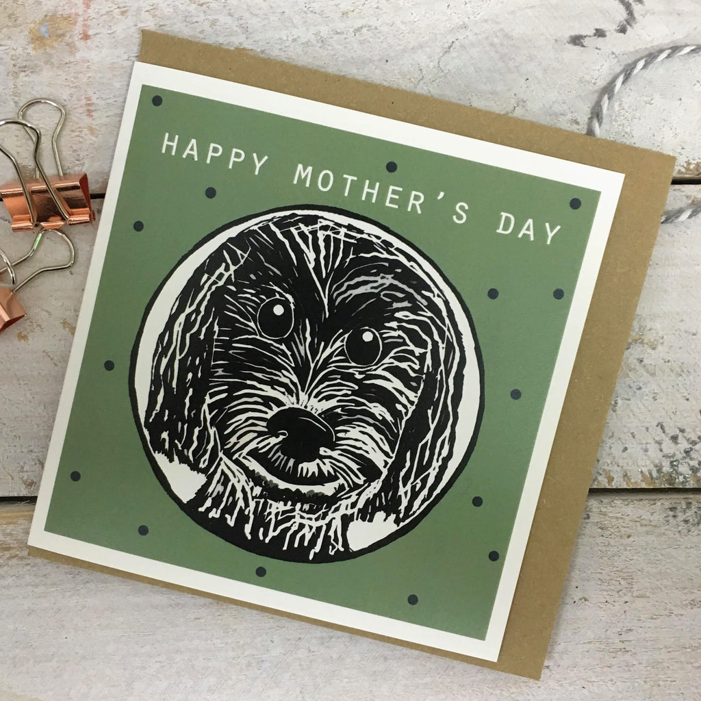Happy Mother's Day Cockapoo Card