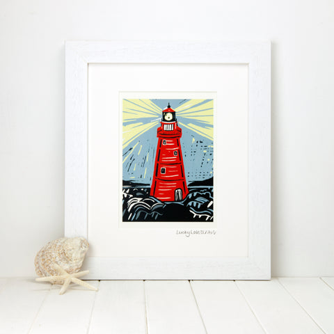 Lighthouse Print