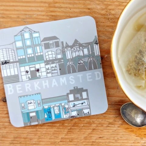 Berkhamsted Town coaster