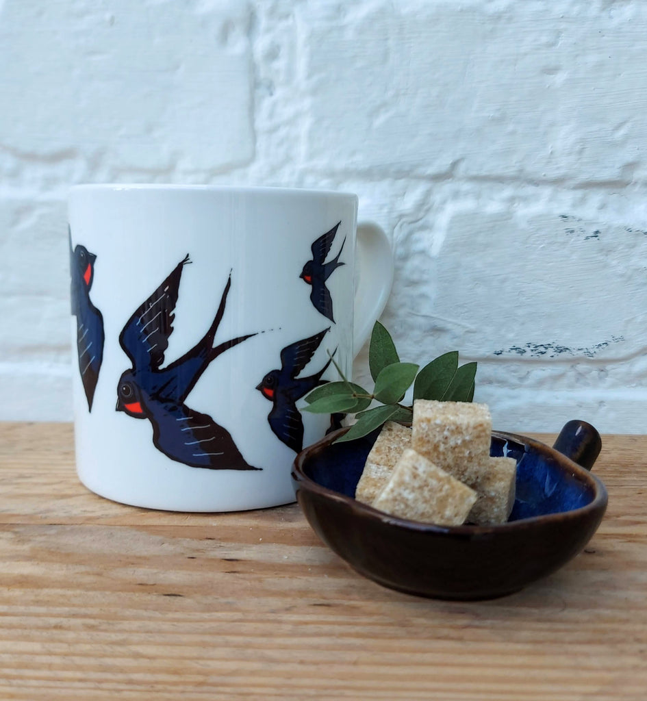 Swallow Bird Mug
