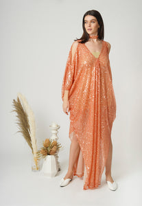Danae Kaftan Dress