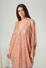 Load image into Gallery viewer, Danae Kaftan Dress