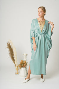 Mykonos Kaftan Dress