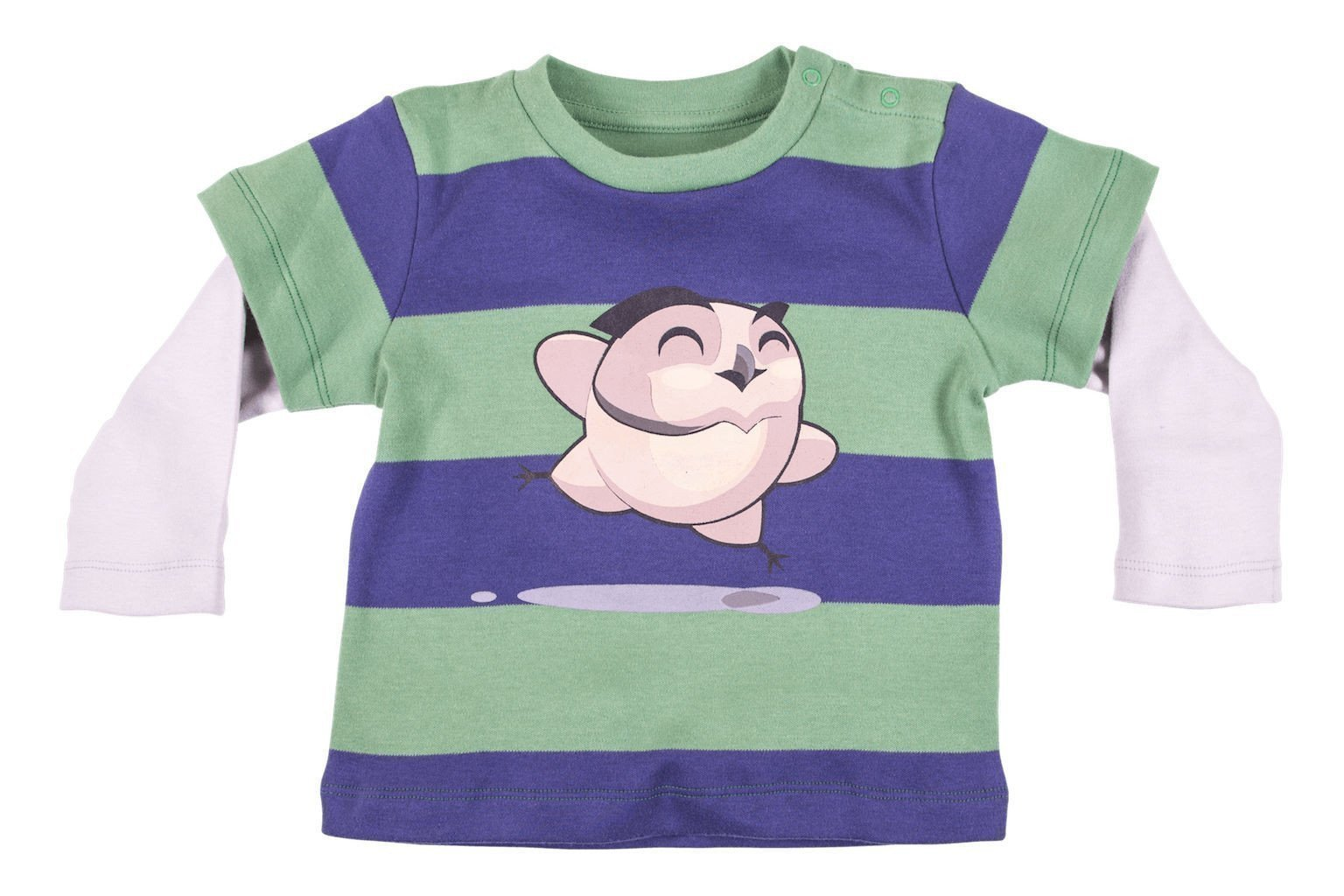Boys Printed T-Shirt - HUGABUG