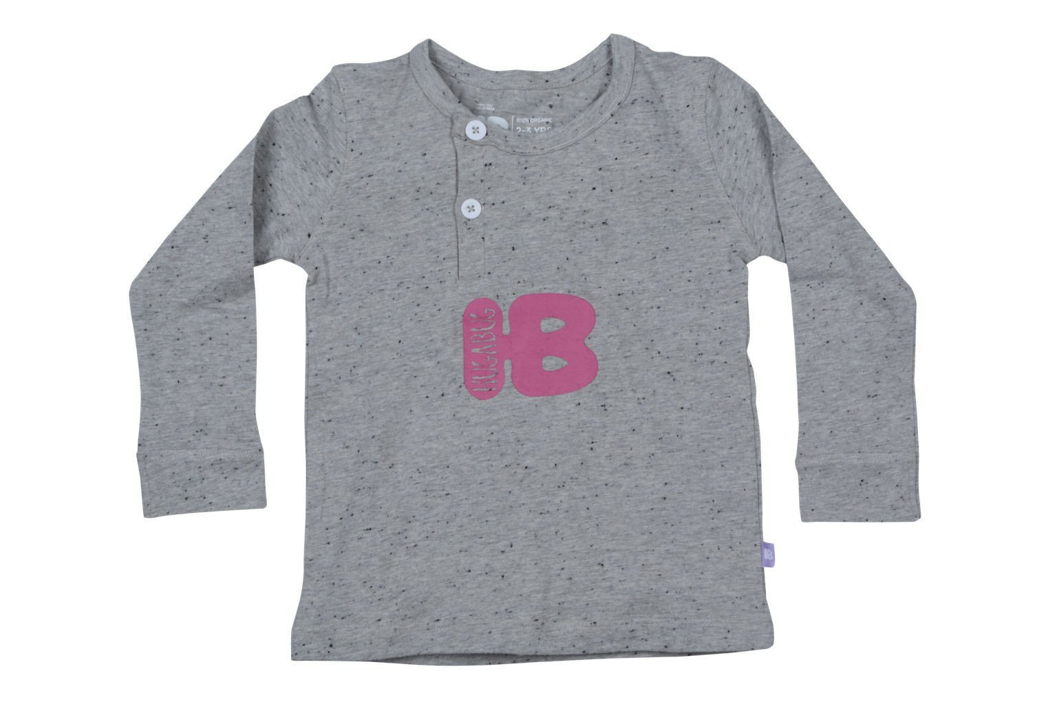 Boys T-Shirt in Organic Cotton - HUGABUG