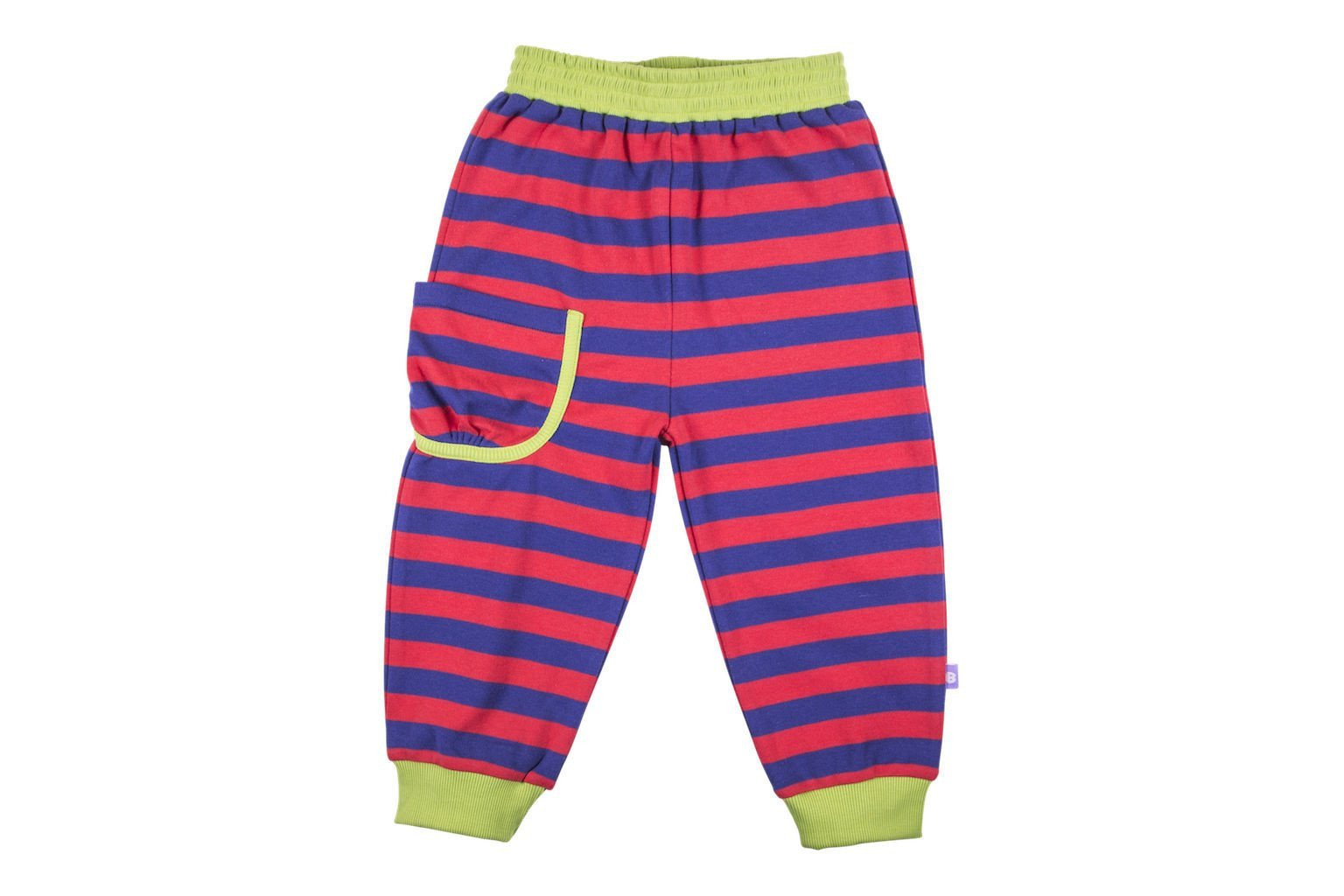 Bright Stripe Pants - HUGABUG