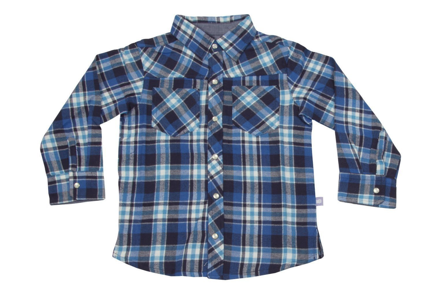 Buffalo Check Plaid Shirt - HUGABUG