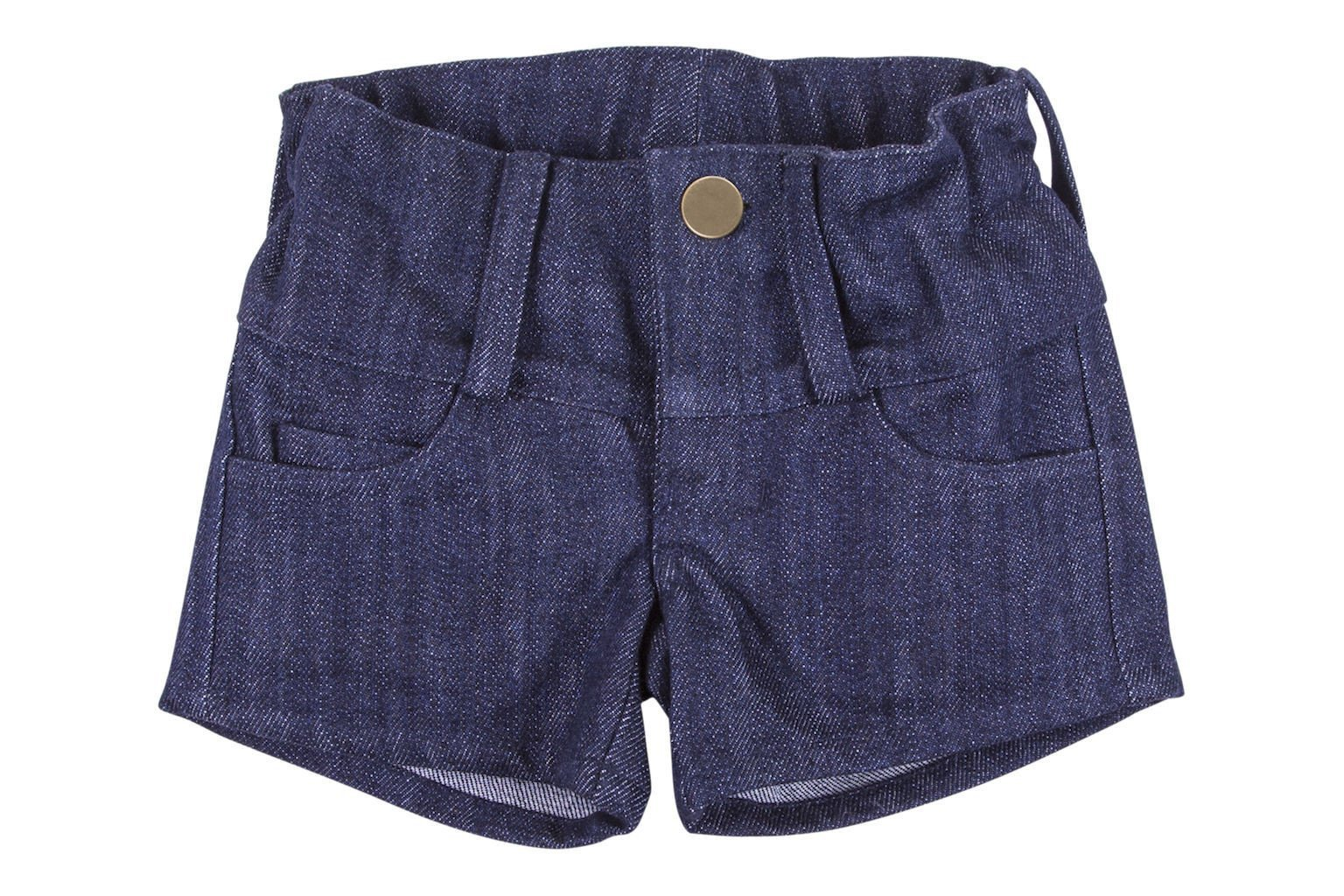 Denim Loop-Knit Short - HUGABUG