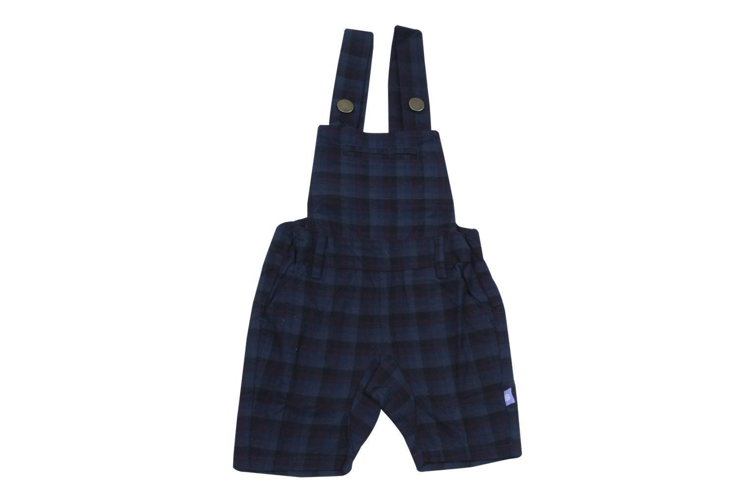 Dungaree in Organic Cotton - HUGABUG