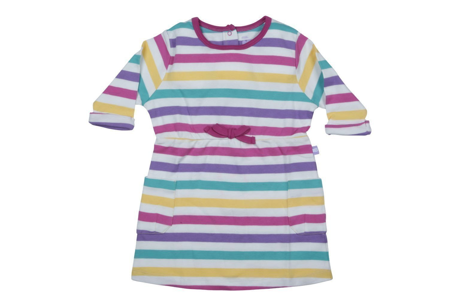 Girls Dress in Supersoft Jersey - HUGABUG