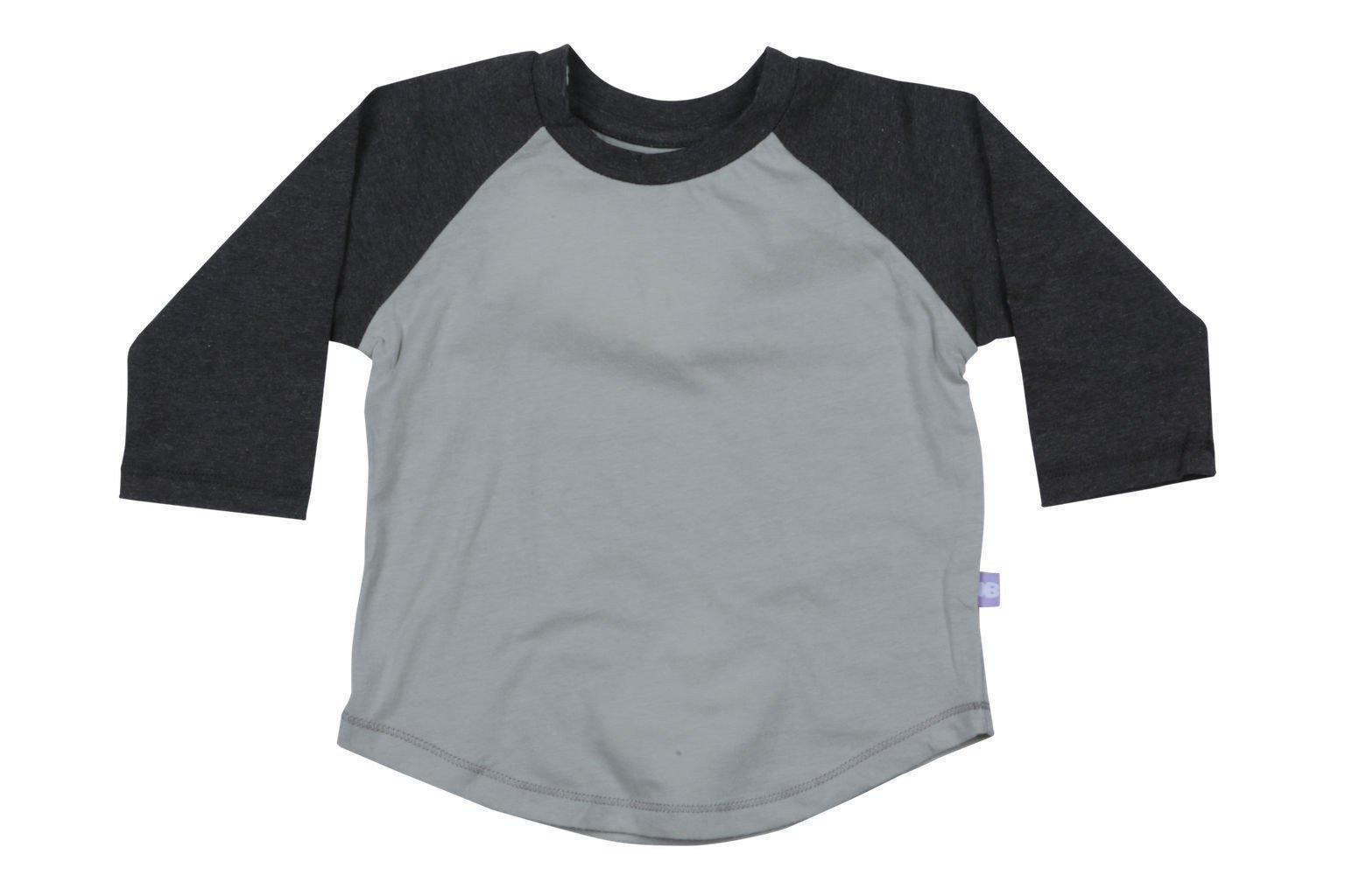 Melange T-Shirt in Organic Cotton - HUGABUG