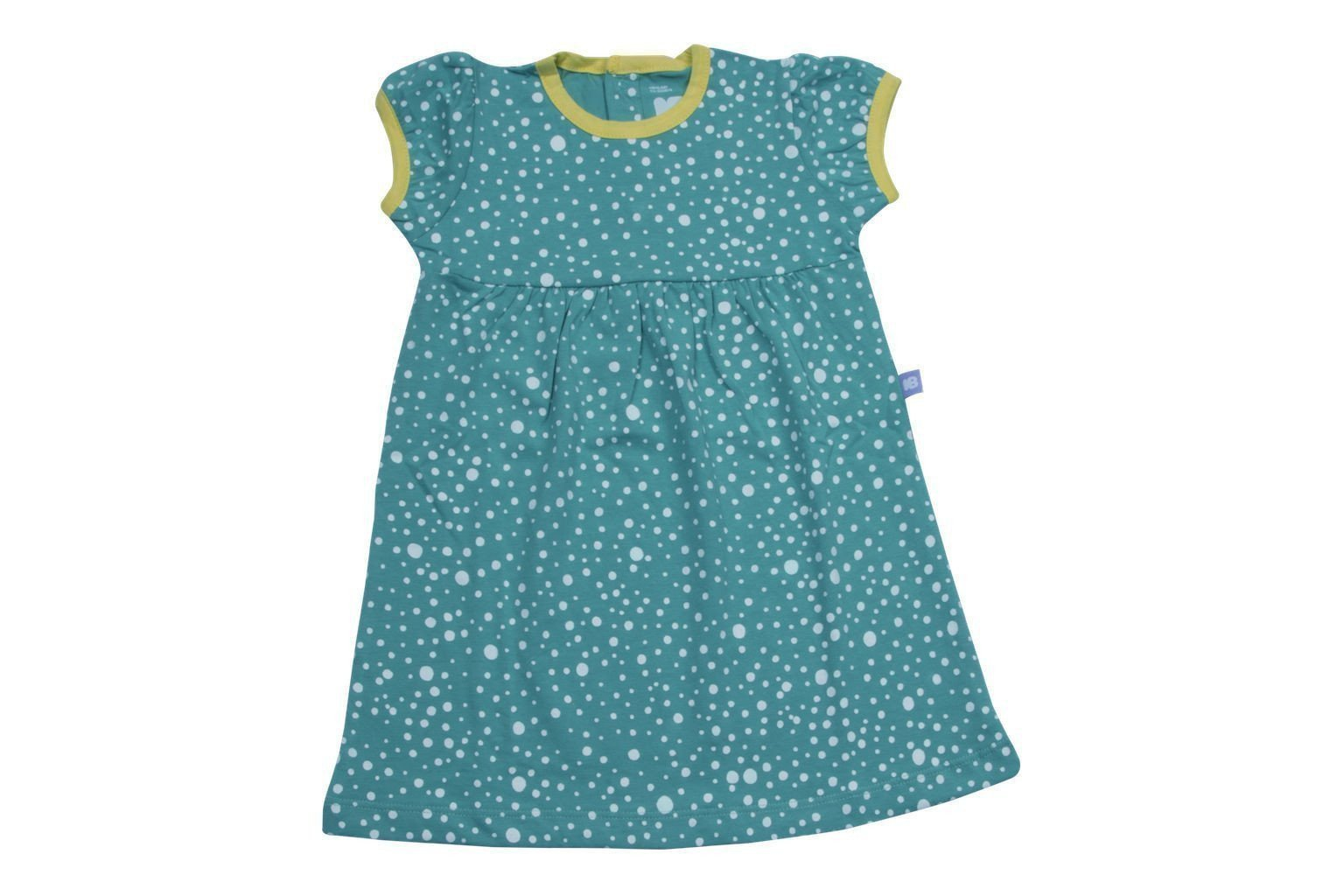 Polka Dot Print Dress - HUGABUG