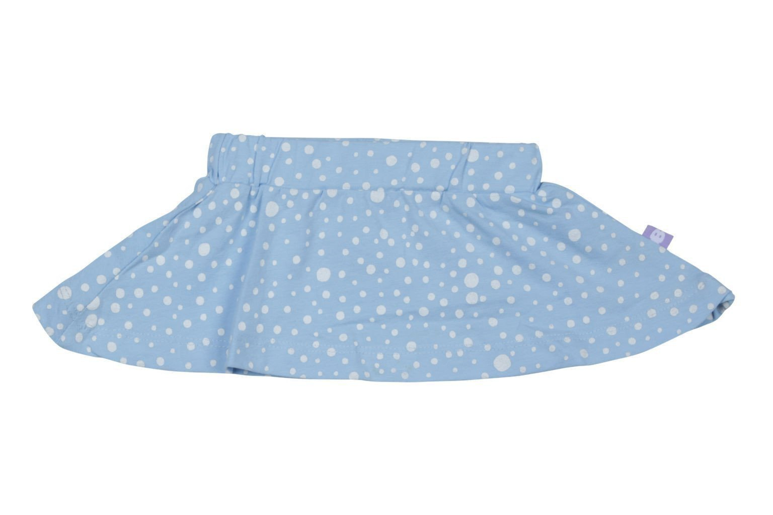Polka Dot Printed Skirt - HUGABUG