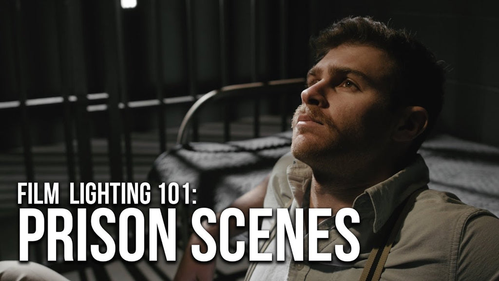 How to Light a Jail Scene | 3 Lighting Setups