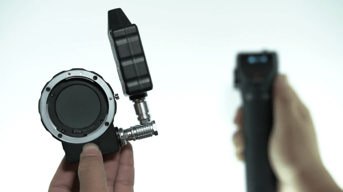 Aputure's DEC Lens Adapter Line Adds a Variable ND Filter System