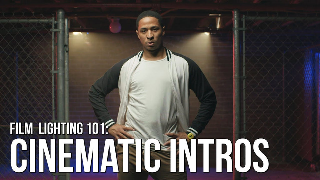 Lighting Cinematic Introductions: 3 Creative Techniques