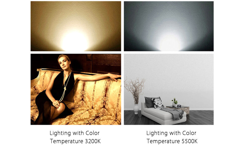 Seamless Color Temperature Control