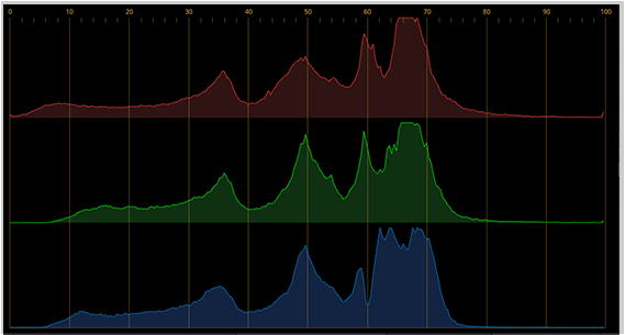 RGB Histogram, Monitor Multiple Scopes at once