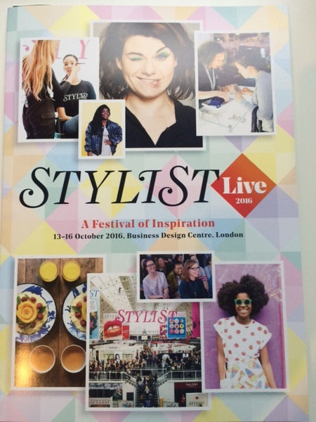 As featured at Stylist LIVE 2016!!!