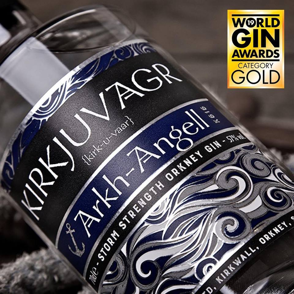 Arkh-Angell wins World Gin Award's Gold