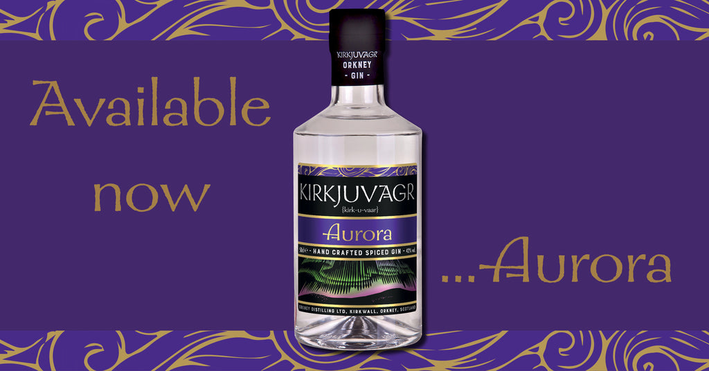 Aurora Spiced Gin - Available to buy NOW