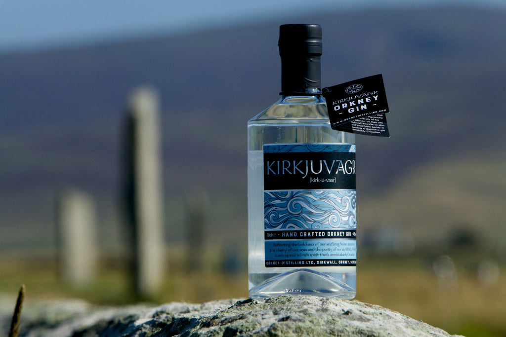 Kirkuvagr Gin launches in Scandanavia