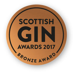 Scottish Gin Awards Bronze