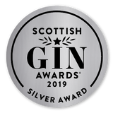 High Strength Gin Silver Medal